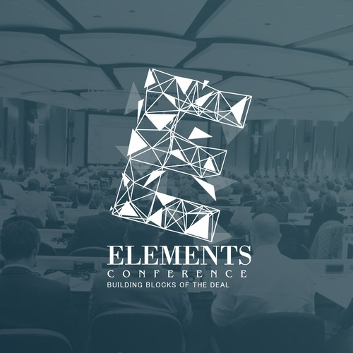 "Logo proposal for ""Elements Conference"""