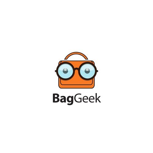 Logo for BagGeek