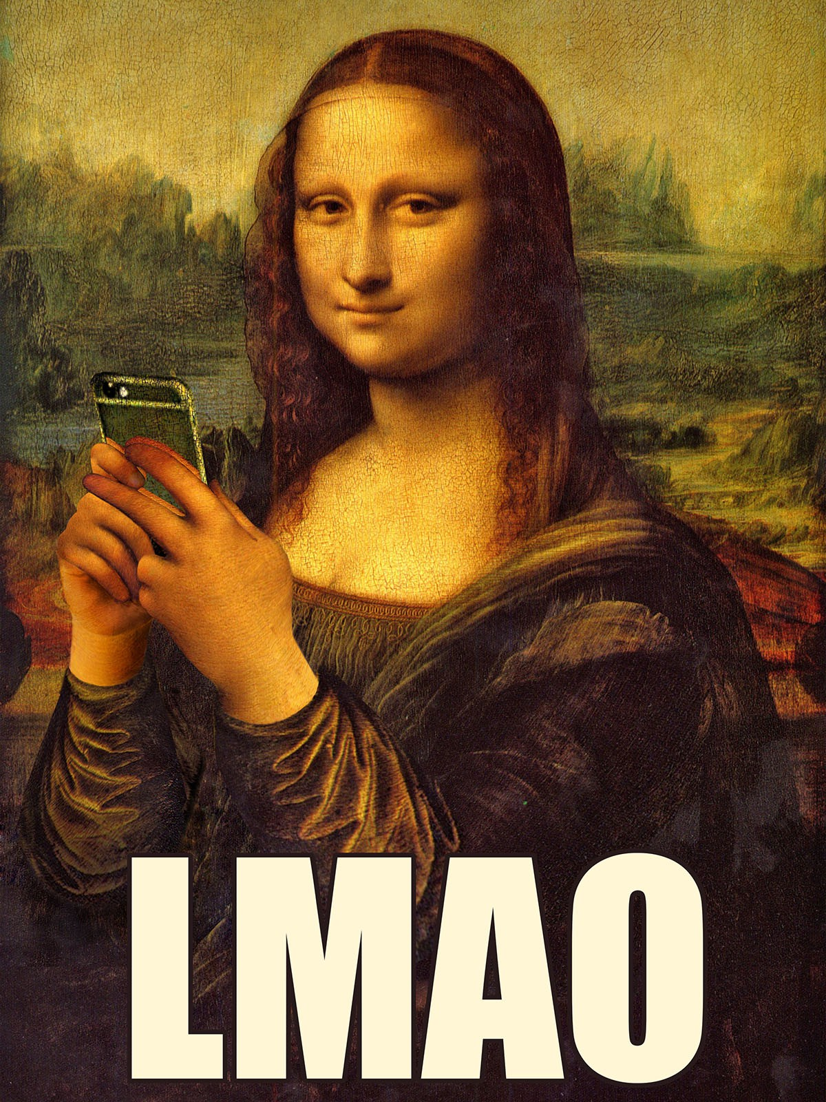 Mona Lisa - LMAO