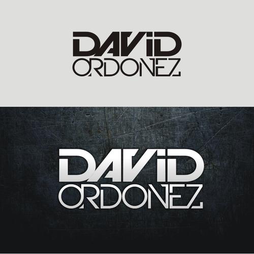 Electronic Music DJ Logo