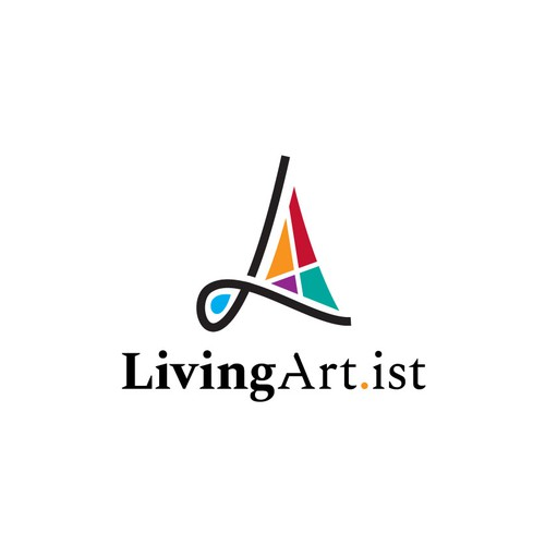 Logo for LivingArtist