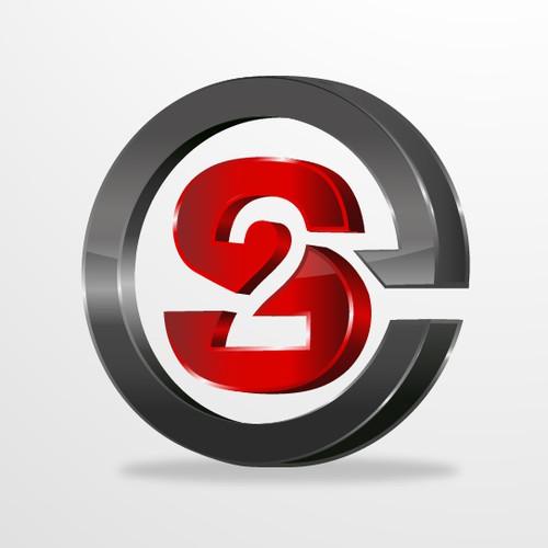 3D S2E logo