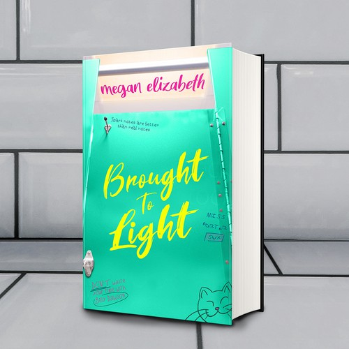 Book Cover for a Young Adult Novel