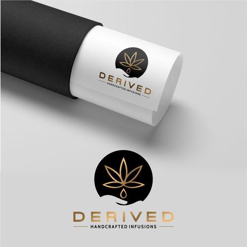 Logo Design for Derived Creation