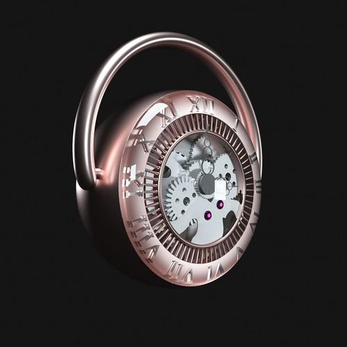 3D Render Jewelry