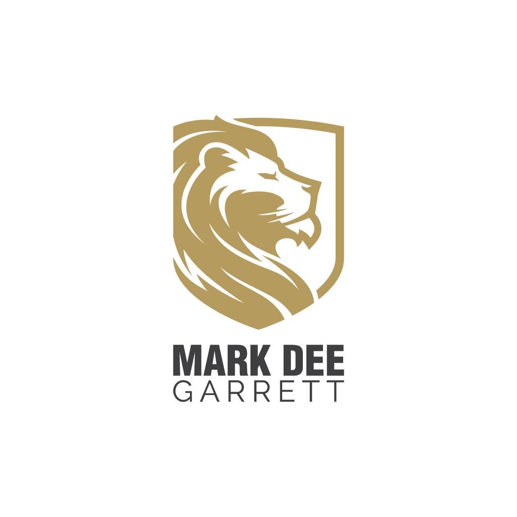Logo Design - Mark Dee Garrett is a Bad Ass That Helps People Win