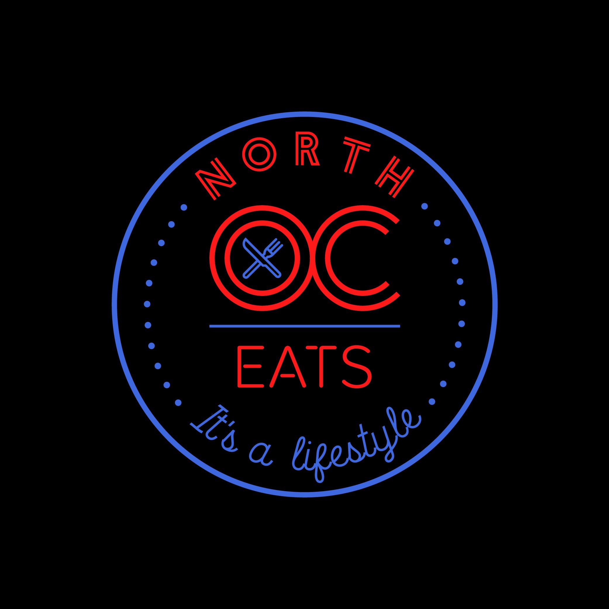 North OC Eats food show logo!