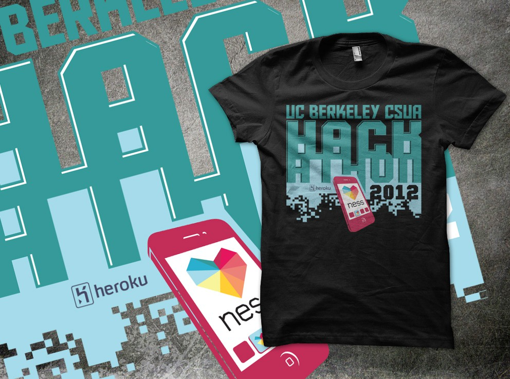 New t-shirt design wanted for Hackathon contest
