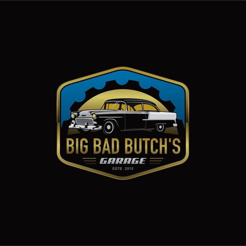 BIG BAD BUTCH'S GARAGE