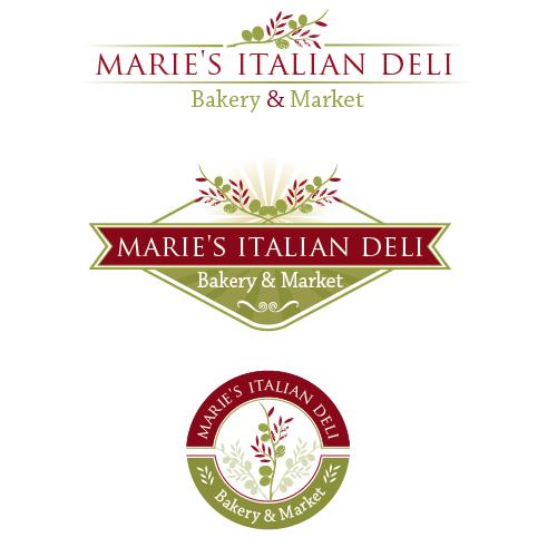 New logo wanted for Marie's Italian Deli, Bakery & Market