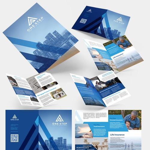 Insurance broker Brochure