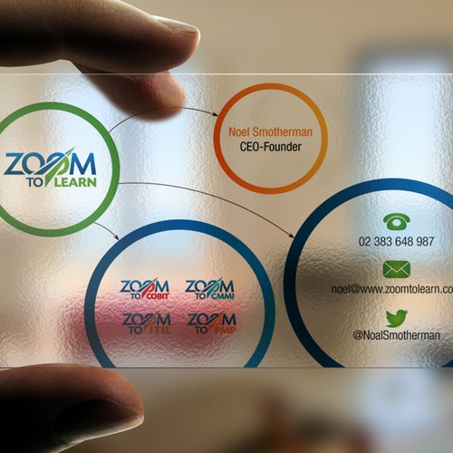 Create the next stationery for ZOOMtoLearn