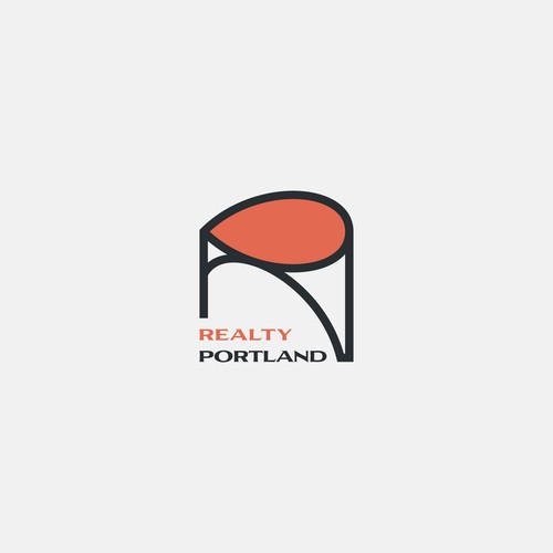 Approachable Real Estate Brokerage Logo