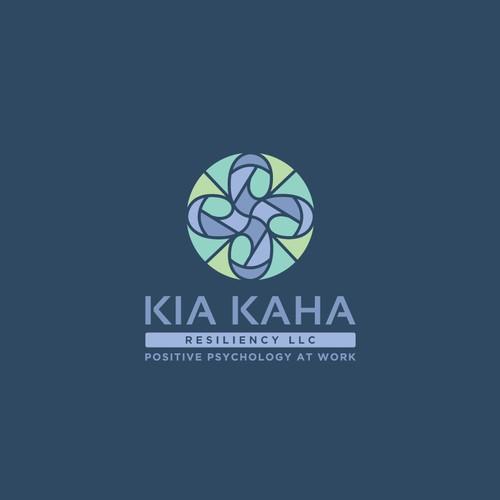 Kia Kaha Logo Entries