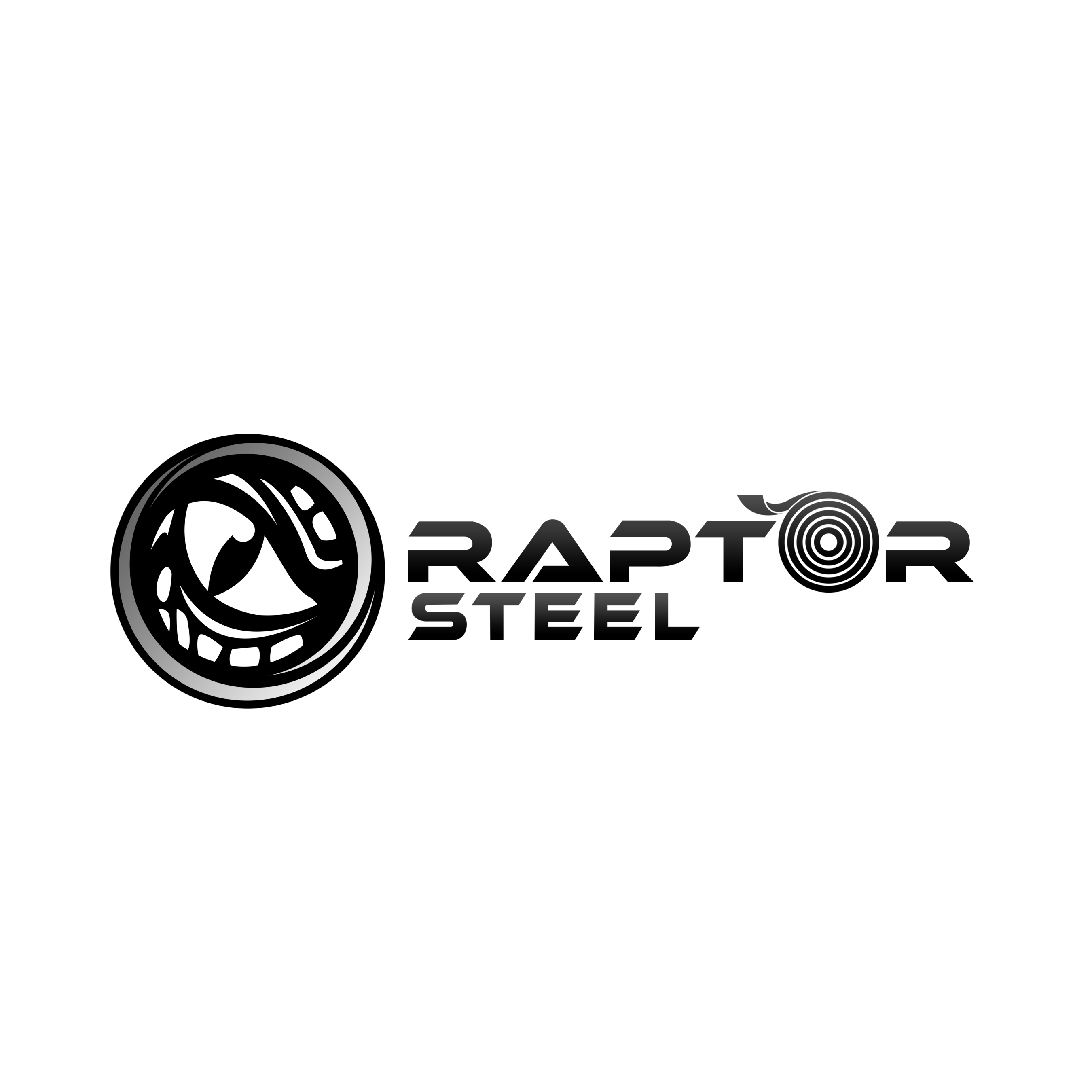 Raptor Steel needs a powerful new logo