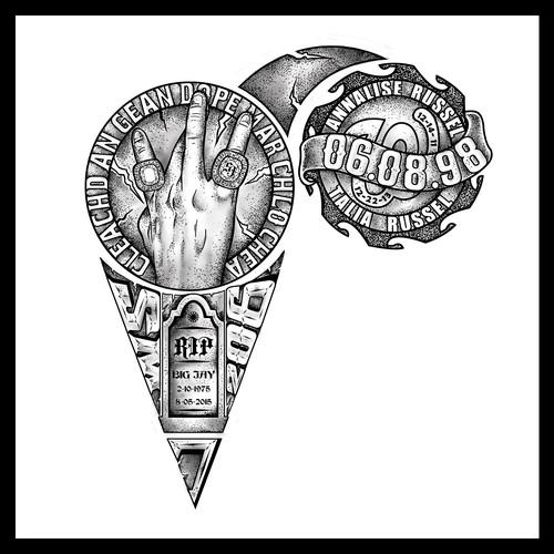 West Side Tattoo Design
