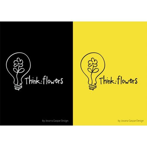thinkflowers needs a new Logo Design