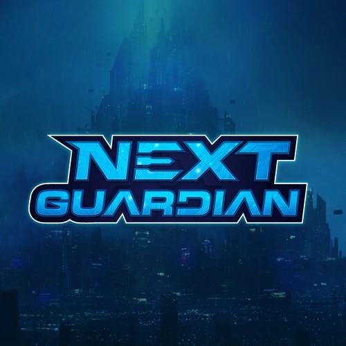Next Guardian Typemark Logo