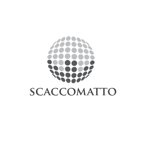 Abstract logo for Scacco Matto disco