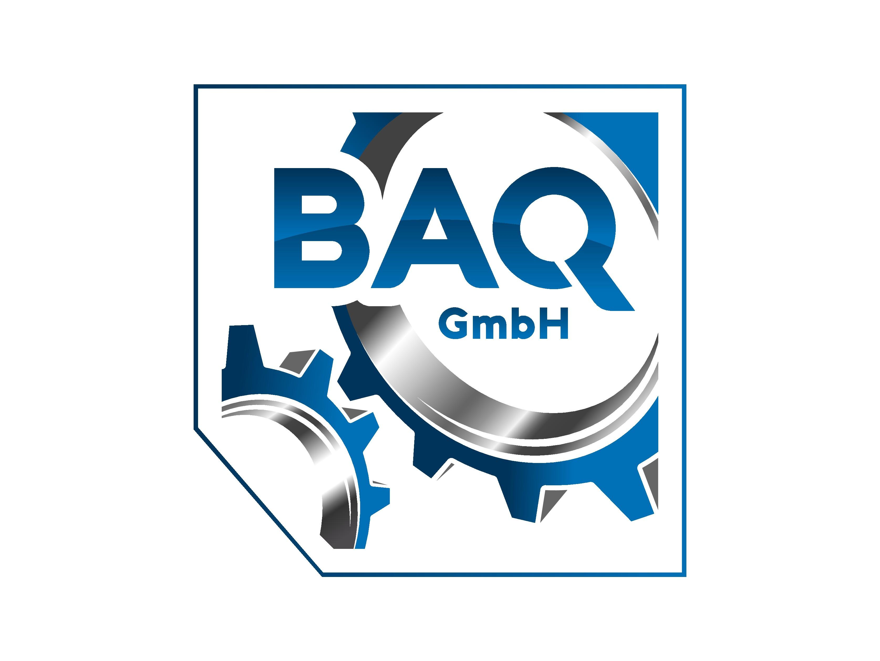 Ein modernes Zahnrad-Design für die BAQ GmbH