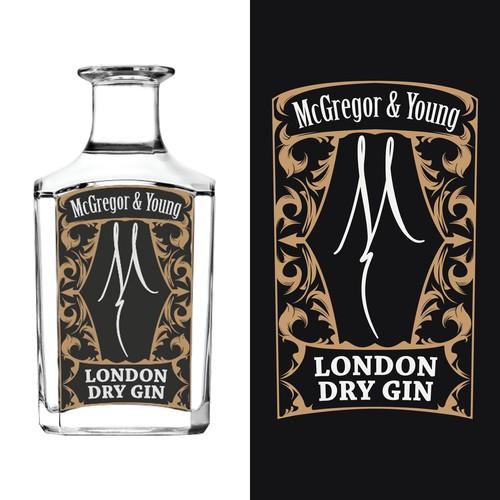 Brand New Distillery Logo Entry