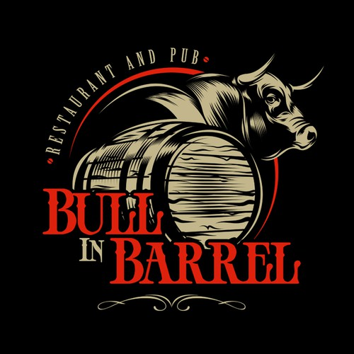Bull in Barrel