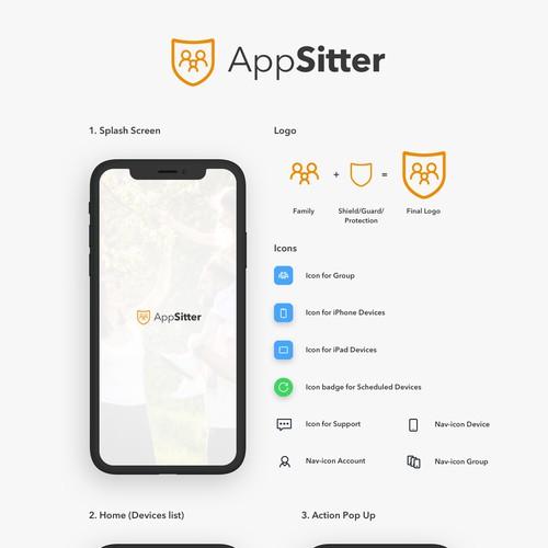 AppSitter Redesign