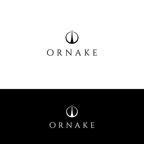 Logo for a new luxury wristwatch brand