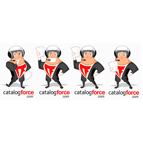 New illustration wanted for catalogforce.com