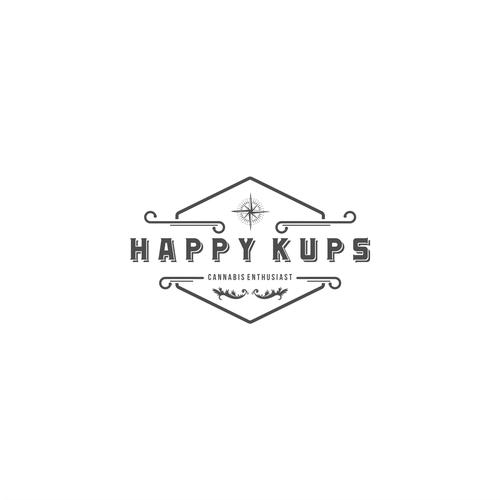 cannabis enthusiast logo
