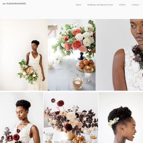Website - Floral Studio