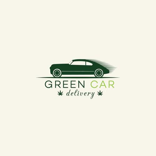 Logo design for delivery service