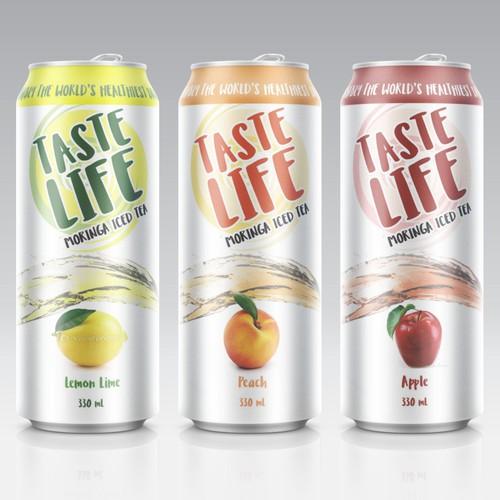 Taste Life Can Design