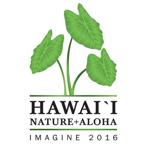 logo for Hawai`i Nature+Aloha Imagine 2016
