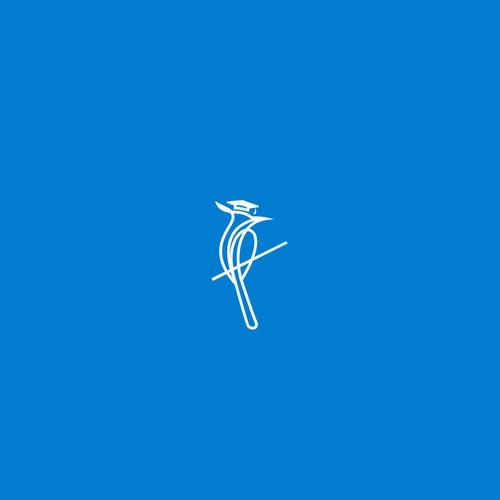bulbul Logo design concept