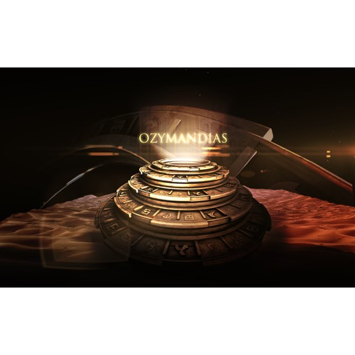 Desktop Wallpaper for Netrunner OS 16 - Ozymandias