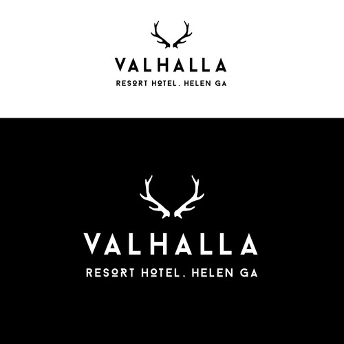Logo for a 5 star hotel